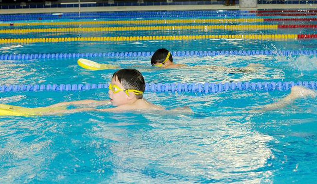 Swimming Classes with Warriors Sports @ Dubai