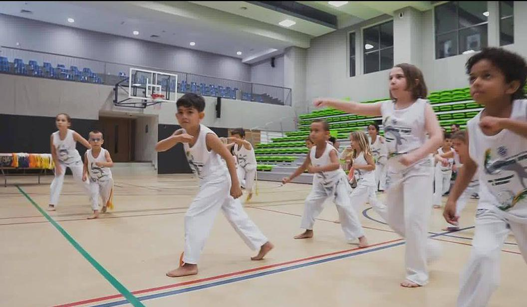 Capoeira Classes for Kids @ Dubai