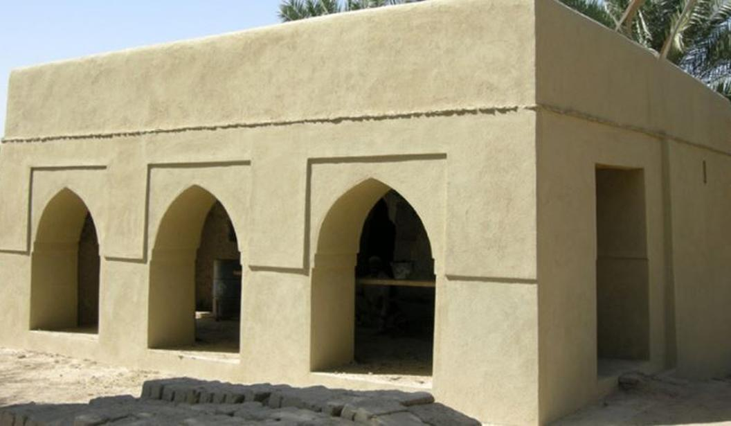 Jahili Mosque @ Al Ain