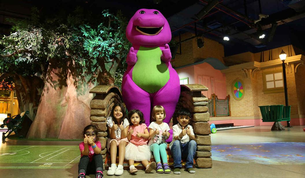 Mattel PlayTown @ Dubai, Book