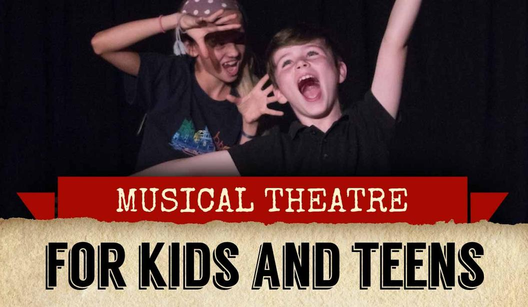 Musical Theatre for Pre-Teens @ Dubai, Book