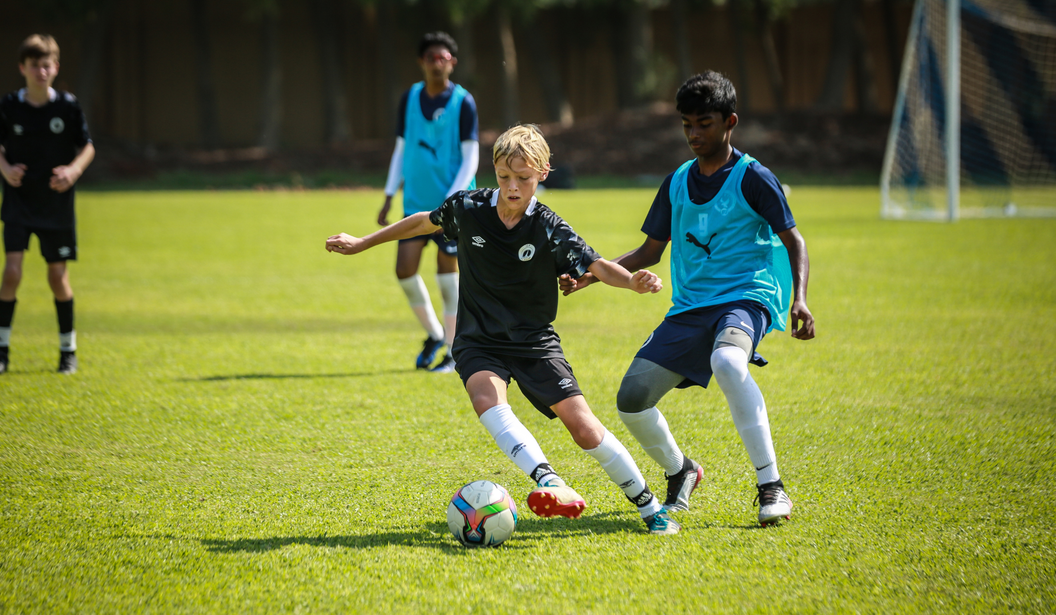 Football Camp with It's Just Football @ Dubai