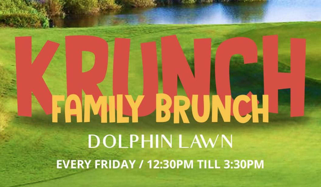 Krunch Family Brunch @ Abu Dhabi