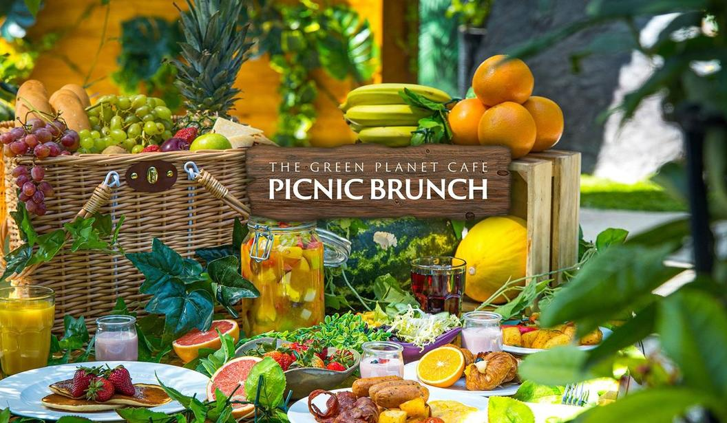 Picnic Brunch at The Green Planet @ Dubai, Book