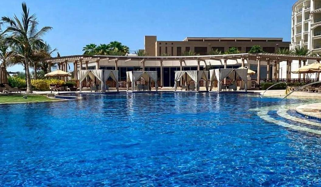 Pool & Beach Pass at Waldorf Astoria Dubai Palm Jumeirah @ Dubai