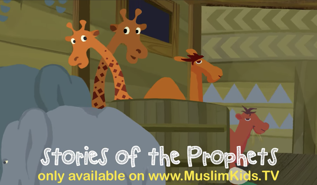 Muslim Kids TV @ Dubai, Book