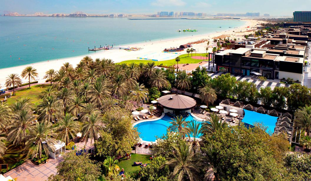 Pool Pass at Sheraton Jumeirah Beach Resort @ Dubai