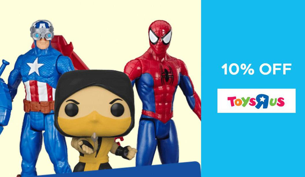 10% off Toys R Us @ Dubai, Deal, Offer, Coupon, Discount, Book