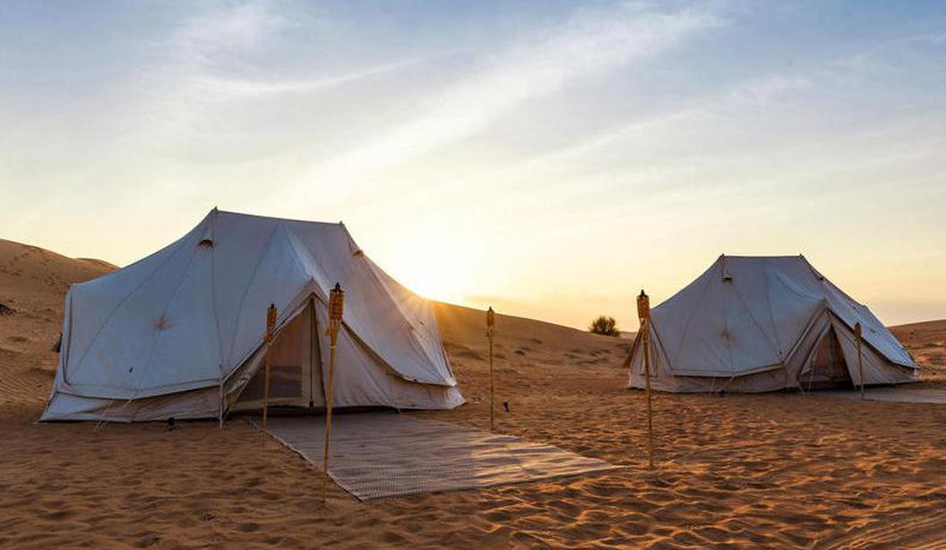 Nara Desert Escape Activities & More @ Dubai, Book