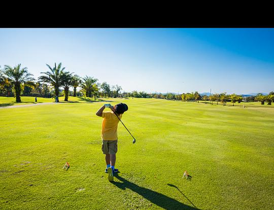 Dubai Golf Junior Academy @ Dubai