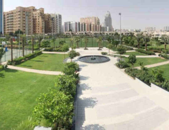 North Park: Community Park @ Dubai