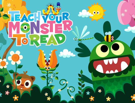 Teach Your Monster To Read @ Dubai