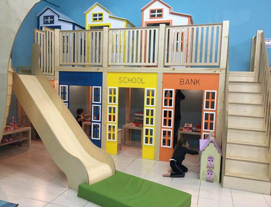 Craftbox Play & Activity Centre @ Dubai