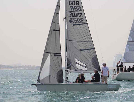 Sailing Taster Session @ Dubai