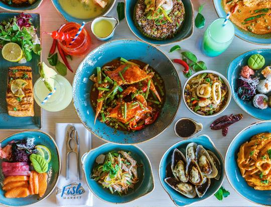 Buy 1 Get 1: Seafood Brunch @ Radisson Blu Hotel, Dubai Deira Creek @ Dubai