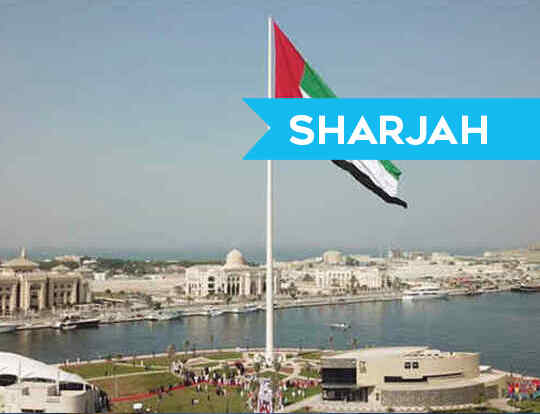 Flag Island @ Sharjah