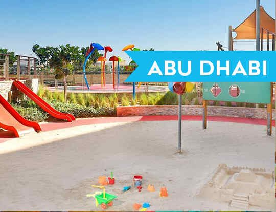 Kids Zone Club @ Abu Dhabi