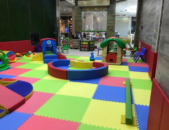 Apple Tree Garden Games - Deerfields Mall @ Abu Dhabi