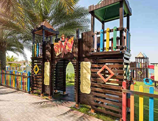 Rixy Kids Club @ Dubai