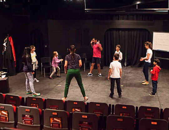 Drama Classes for KIDS & TEENS @ Dubai