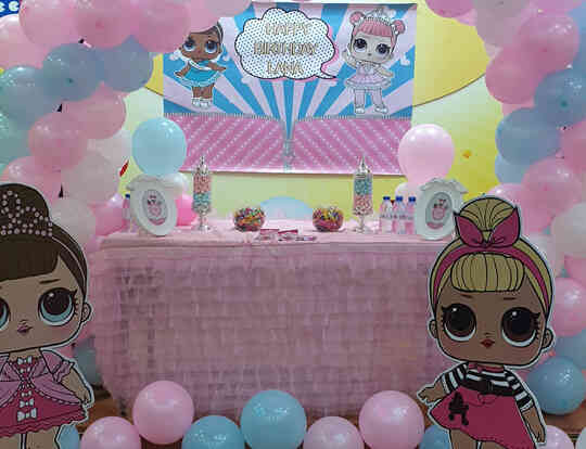 15% Off Birthday Party Packages by Adam's Events @ Abu Dhabi