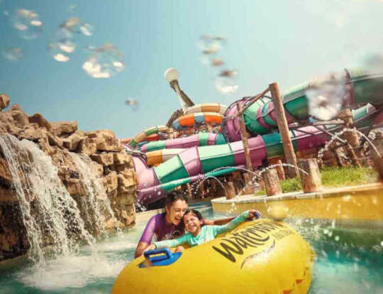 Yas Waterworld @ Abu Dhabi