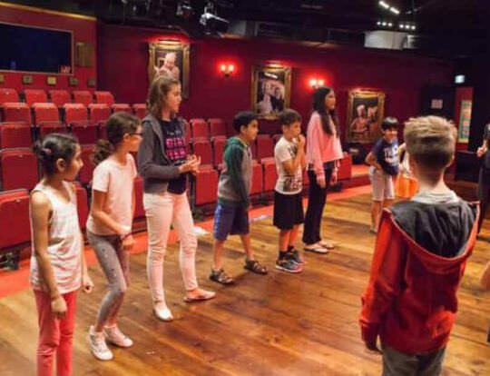 Improv' Classes for Kids & Teens @ Dubai