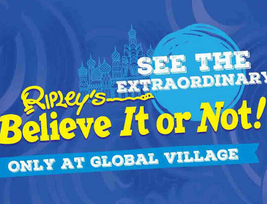 Ripley's Believe It Or Not @ Dubai