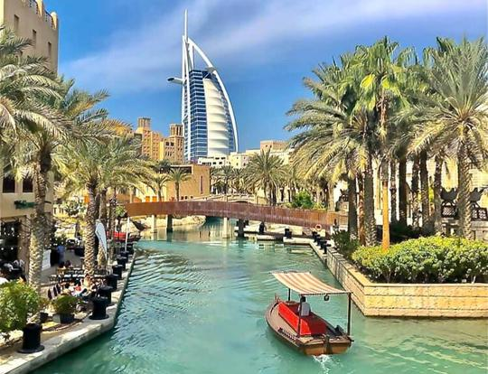 Magical Abra Journey @ Madinat Jumeirah @ Dubai