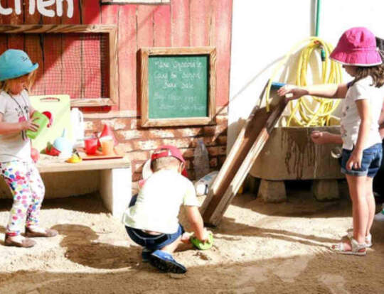 Children's Oasis Nursery @ Dubai
