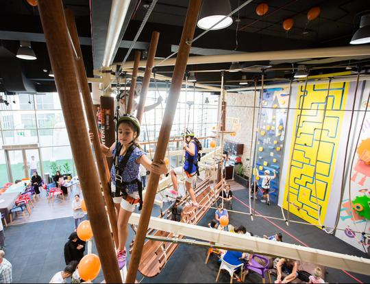 Buy 1 Get 1 FREE: 60min or Day Pass at Adventure Zone @ Dubai