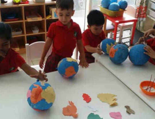 Kids World Nursery @ International City @ Dubai