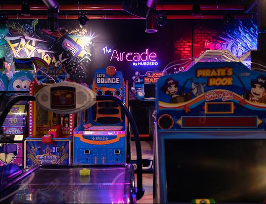 The Arcade by Hub Zero @ Dubai