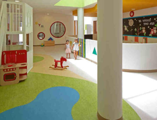 The Wonder Years Nursery @ Dubai