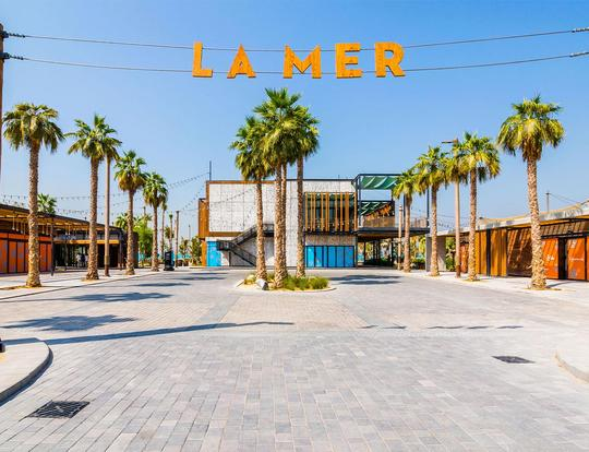 Beach Activities and KIDS EAT FREE at La Mer @ Dubai