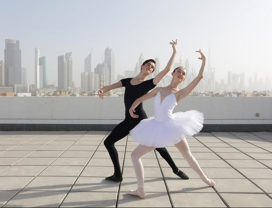 Dance Classes with The National Ballet Studio @ Dubai