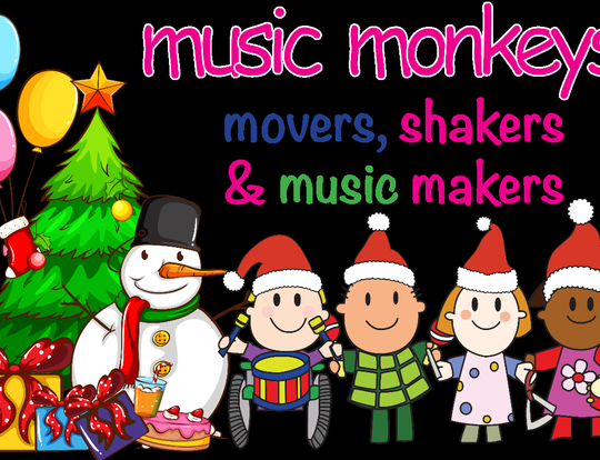 Festive Sessions with Music Monkeys @ Abu Dhabi