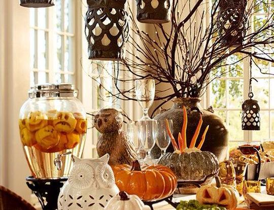 Halloween Brunch at Jumeirah Islands Club @ Dubai
