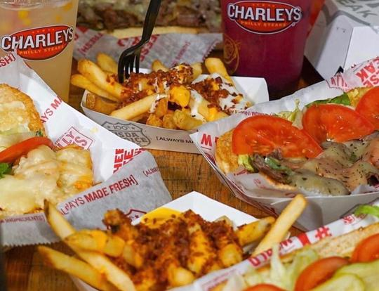 Kids Eat FREE at Charley's | The Galleria Al Maryah Island @ Abu Dhabi