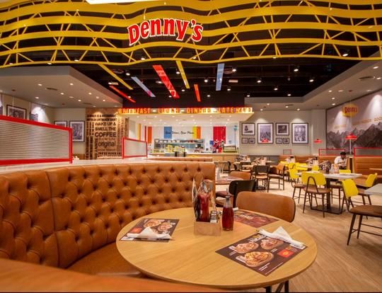 Kids Eat for FREE at Denny's @ Abu Dhabi