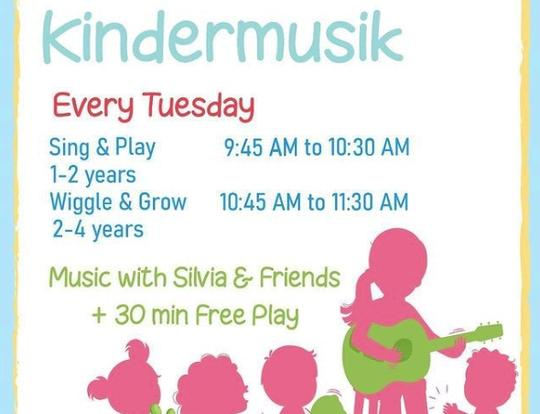 Kindermusik at Happynest Playhouse @ Abu Dhabi