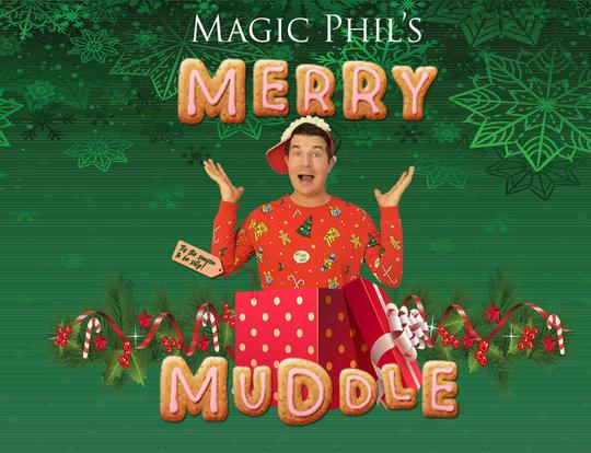 Magic Phil's Merry Muddle @ Dubai