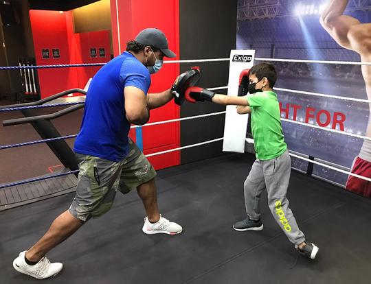 Martial Arts and Fitness Classes For Kids by Fight & Fit @ Dubai