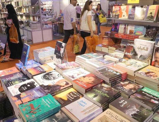 Sharjah International Bookfair @ Sharjah