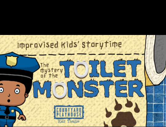 The Mystery of the Toilet Monster @ Dubai