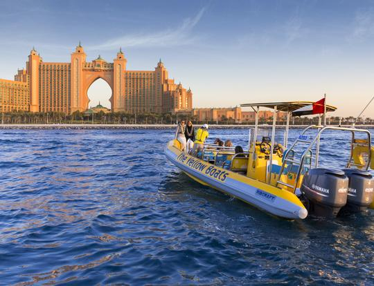 The Yellow Boats @ Dubai