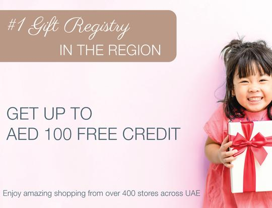 Up to AED 100 Free Credit with Mylist @ Dubai