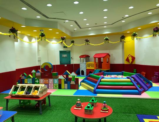 Apple Tree Garden Games - Abu Dhabi Mall @ Abu Dhabi