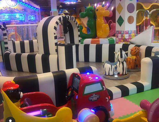 Stay & Play @ Reef Mall @ Dubai