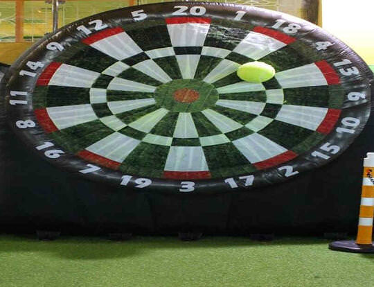 Dart Football @ Jump World @ Sharjah